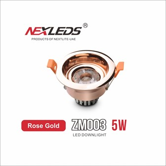 ZM003 5W LED Downlight