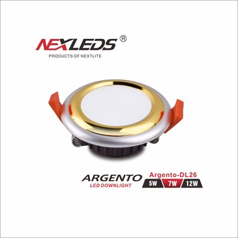 ARGENTO DL-26 5W/7W/12W LED Downlight