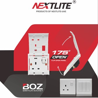 BOZ Series Range Switches & Socket