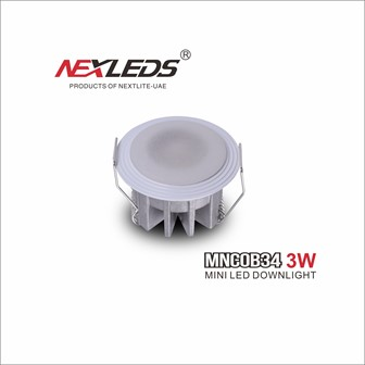 MNCOB34 3W MINI LED DOWNLIGHT