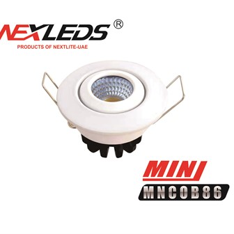 MNCOB86 3W LED SPOT LAMP