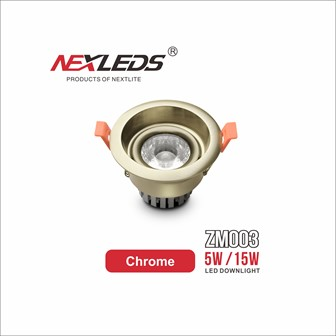 ZM003 15W LED Downlight