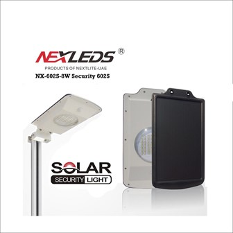 Security 602S,Solar LED Lighting