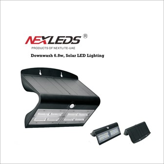 Downwash 6.8w, Solar LED Lighting