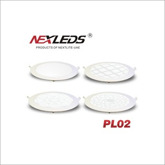 PL02 3W/6W/9W/12W/15W/18W LED Pane Light