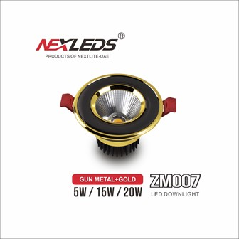 ZM007 5W/15W/20W LED Downlight